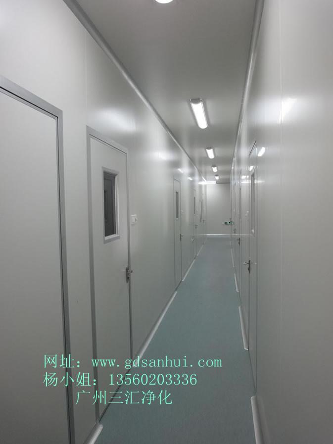 广东净化工程装修公司,广东净化车间规划,广东GMP制药车间装修公
