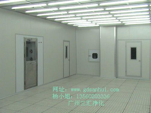 万级GMP制药厂洁净厂、化妆品GMP净化工程装修,GMP净化工程