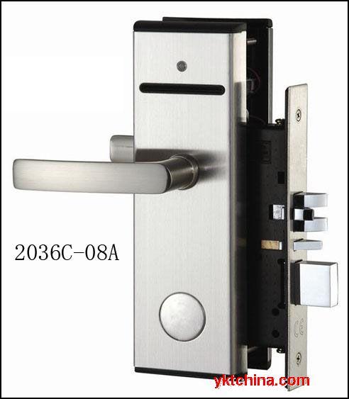 必达酒店门锁7天连锁酒店用IC卡式门锁