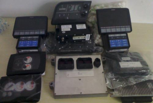 小松挖掘机配件原装显示器、电脑板