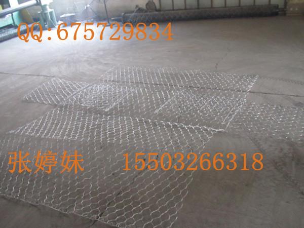 六边形镀锌铁丝网 重型六角网
