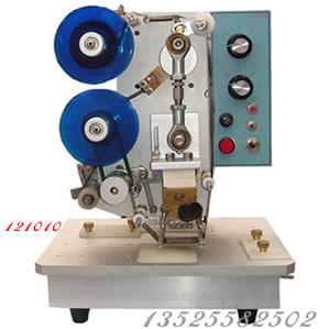 纸盒生产日期打码机 塑料袋打码机 覆膜纸盒打码机