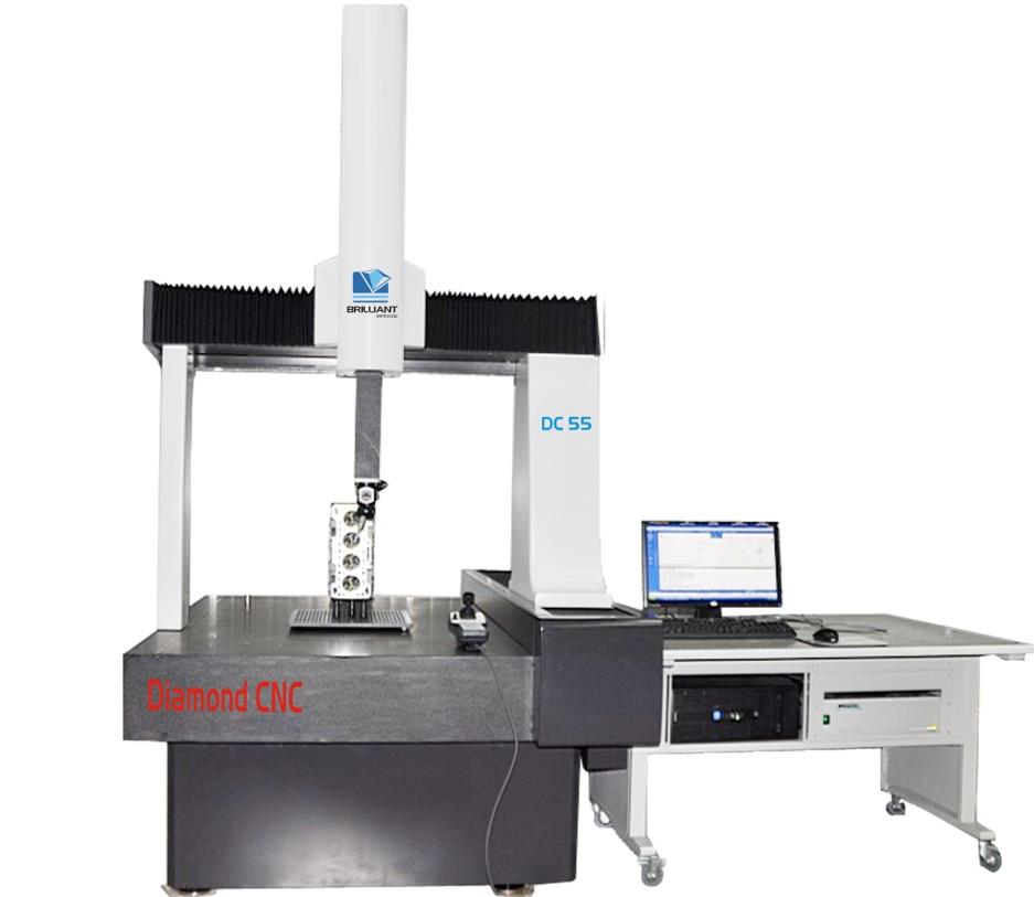 德国百辉DM55系列三坐标测量机