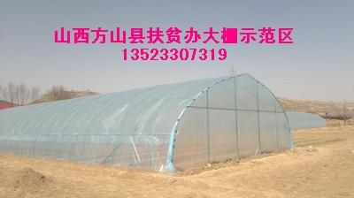 建温室大棚需要什么材料和配件 一亩地建温室大棚价格