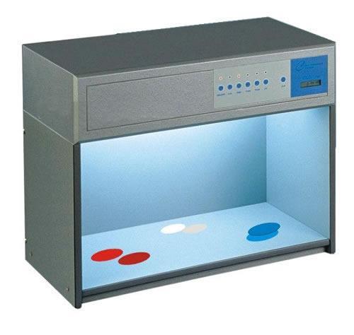PT-6501 标准多光源对色箱