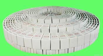 江西萍乡大开孔组合全瓷球拱,大开孔全瓷桥拱,新型硫酸塔填料