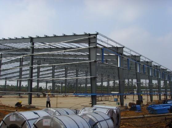 深圳钢结构厂房安装制作,深圳钢结构工程,深圳钢结构公司