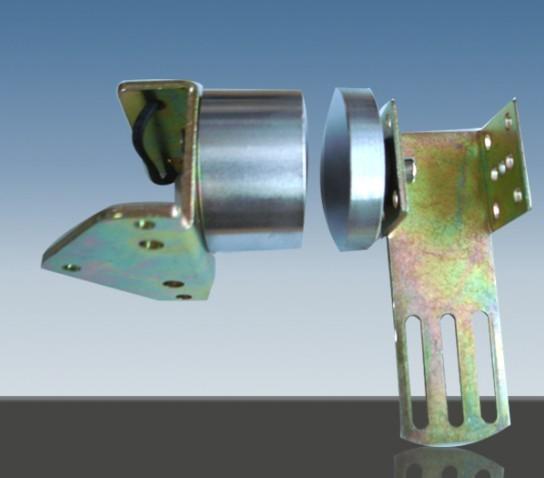 自动玻璃门专用磁力锁  电磁门吸