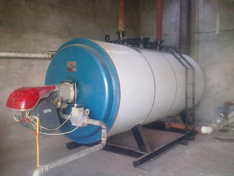 新兴燃气锅炉 燃气热水锅炉
