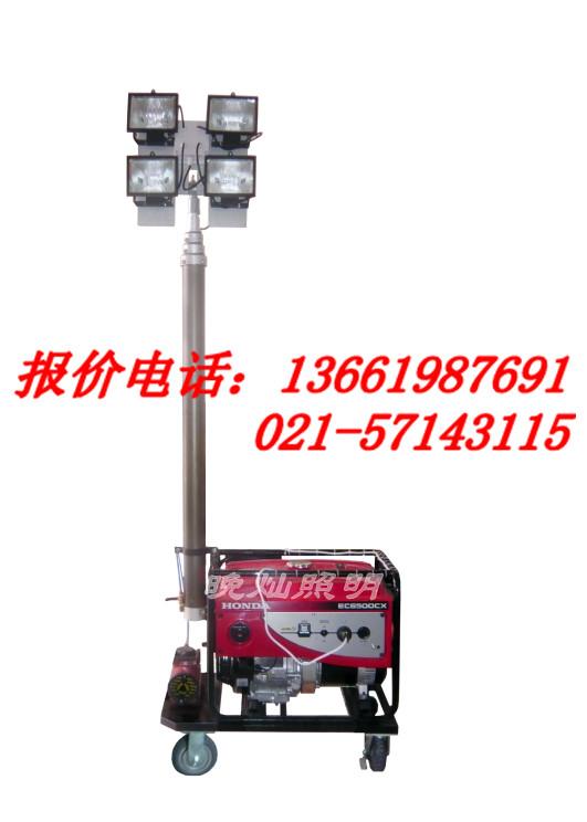 SFW6110B全方位自动泛光工作灯,SFW6110A移动照明车