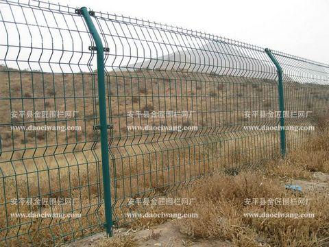 河道两旁护栏网、河道防护网、草场围栏网