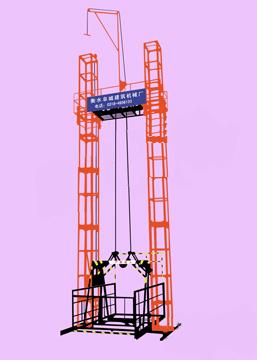 龙门架厂家品牌升降机 建筑龙门架 龙门架 龙门架生产厂家