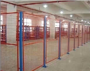 安平工厂围栏网,车间隔离栅,场区隔离网