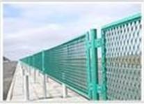 安平桥梁防落物网,防抛网,高速公路防眩网,钢板网隔离栅