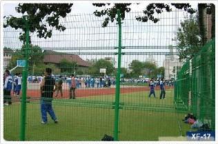 安平篮球场护栏网,高尔夫球场围网,羽毛球场防护网