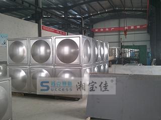 昆明不锈钢组合式水箱 云南不锈钢水箱