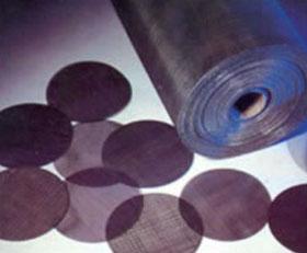 佛山黑丝布 铁布 铁丝布 铁丝网 塑料颗粒过滤网 编织网