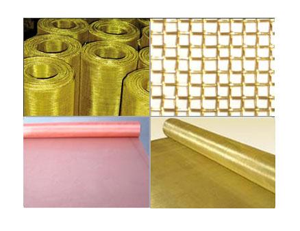 成都铜丝网 铜网布 紫铜网 磷铜网 黄铜网 锡铜网 屏蔽网 话筒