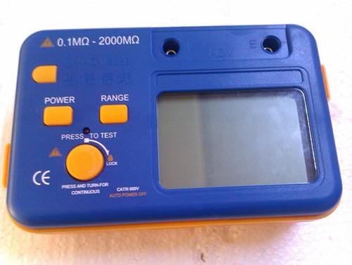 油漆电阻测试仪(别名油漆电阻检测仪,油漆电阻测试表或者油漆电阻检
