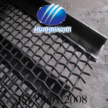 矿山震动筛 煤矿用筛网 砂石筛网
