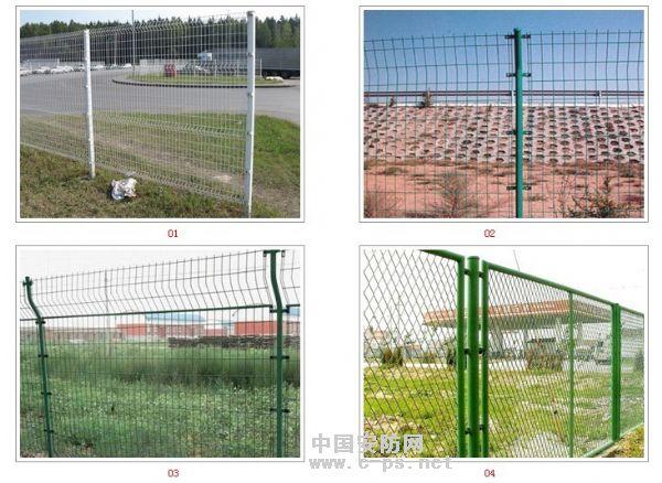 铁路公路专用隔离网隔离栅,铁路绿色浸塑栅栏网,全国大的隔离栅厂家