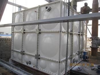 玻璃钢组合水箱,青岛玻璃钢组合水箱