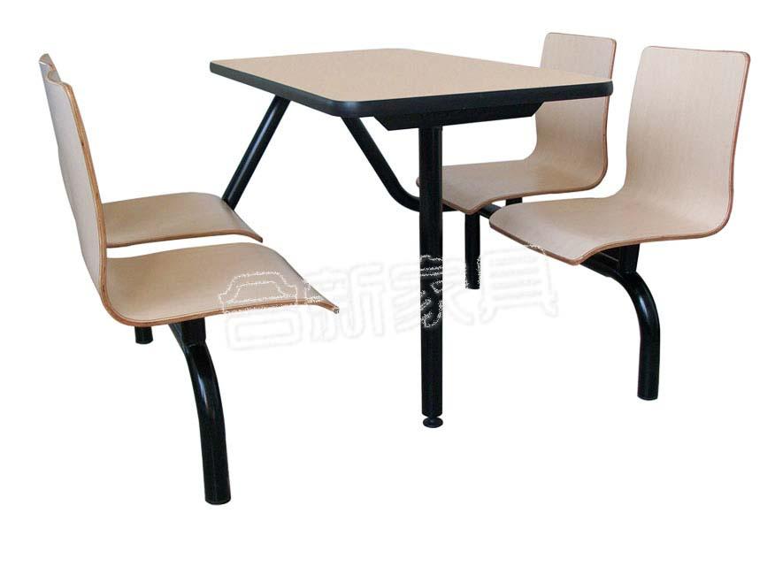 广东餐桌椅-肯德基桌椅-快餐店餐桌椅(图)