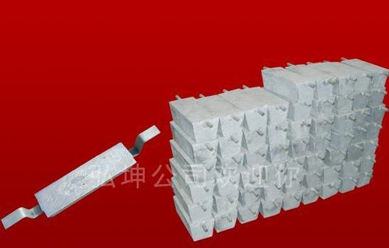 供应专业生产铝合金牺牲阳极,镯式铝合金牺牲阳极,高效铝合金牺牲阳极厂家