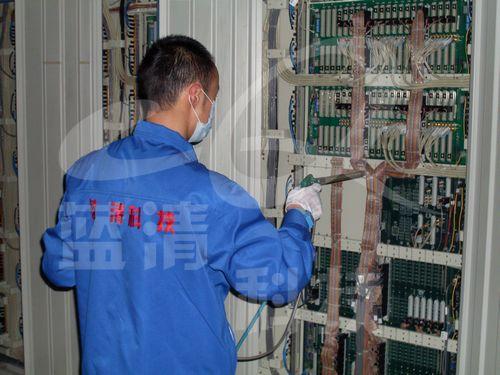 阜阳通信设备带电清洗 交换设备带电清洗
