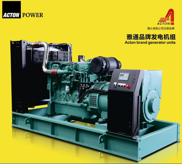 桂林发电机出租