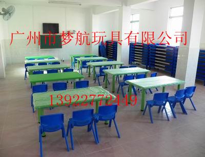 广州幼儿园家具_幼儿园家私_实木家具篮家具天图片