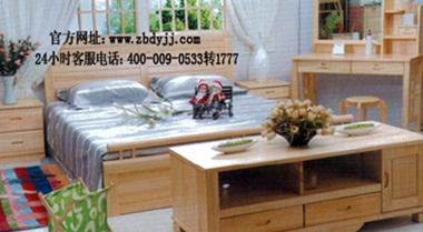 实木套房家具,实木床,实木电脑桌,实木衣柜,松木家具儿童床