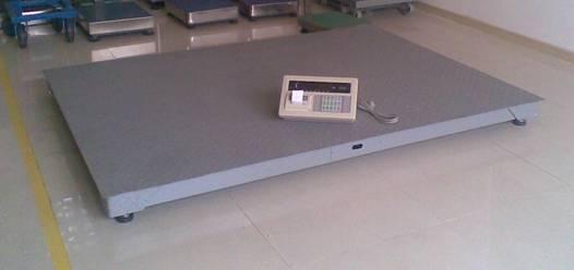 电子地磅、1吨电子地磅