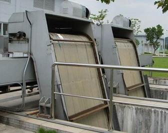 生活污水处理-清污格栅机