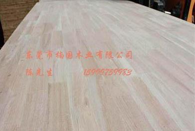 长期 大量 稳定供应楸木指接板 集成材 拼板 指接材