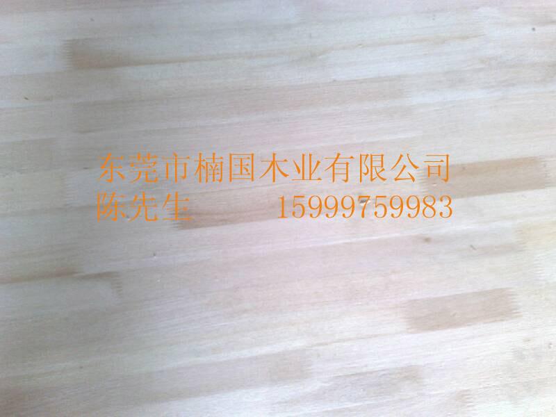 供应椴木指接板 拼板 集成材 指接材