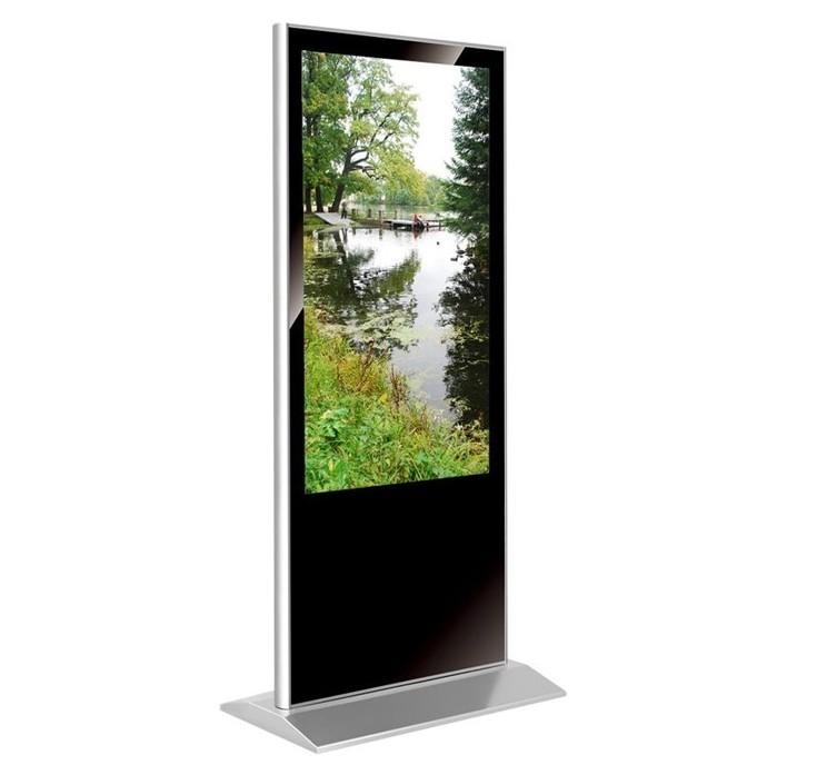 江浙沪55寸落地式液晶广告机 立式广告机