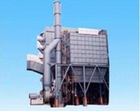 沥青搅拌站专用CNMC型反吹布袋除尘器
