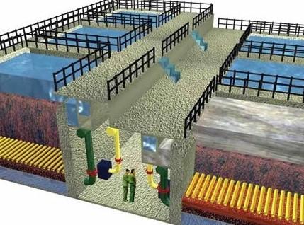 太平洋曝气生物池