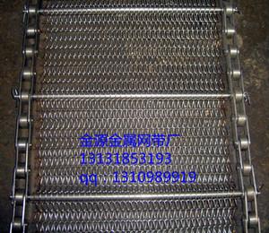 长城网 速冻机械网带 金属丝网带