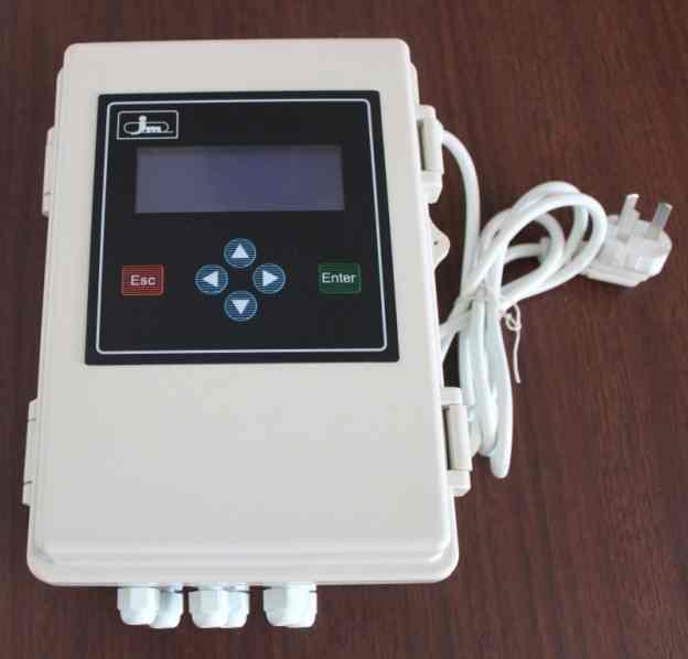 洁明JMC多阀软水设备流量型控制器