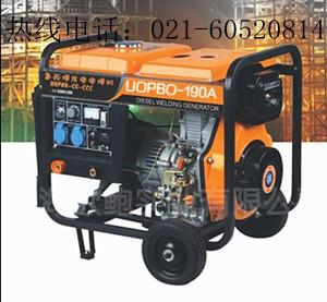 氩弧焊发电电焊机,户外施工发电电焊机