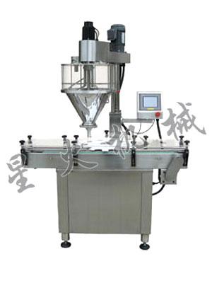 豆奶粉包装生产线