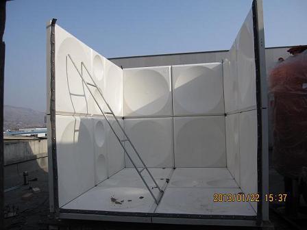 腾嘉SMC组合式水箱:用专业的心,做专业的事