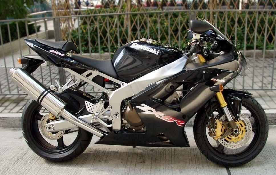 摩托车市场报价高赛川崎 ZX-6R