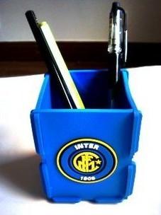 供应办公文具笔筒 pvc笔筒 礼品促销