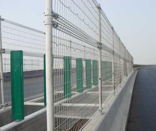桥梁防抛网 桥梁防护网、防落网,防落物网