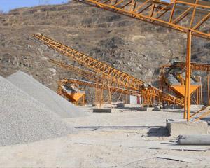 石灰石制砂生产线需要什么设备