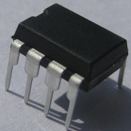 中控锁芯片电路图