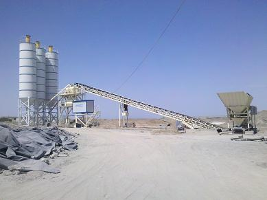 HLS60混凝土搅拌楼